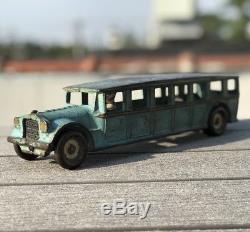 Arcade 12 Fageol Bus Coach Original Hubley Kenton Kilgore Truck Car Cast Iron