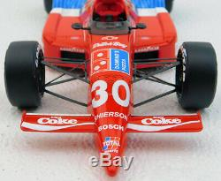 Arie Luyendyk Domino's Lola 90 Indy 500 Winner 118 Replicarz Vintage Race Car