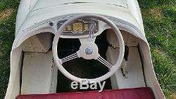 Austin J40 pedal car