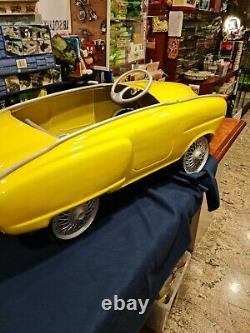 Auto A Pedali Giordani Studebaker Pedal Car Metallo Tin