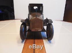 Bing Limousine 1920s LARGE 15+, 1920s Wind Up, Lights, Opening Doors Car German