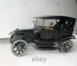 Bing Touring Car With Driver Excellent Cosmetic Shape
