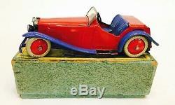Boxed Meccano non constructor car