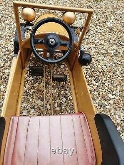 Brum Vintage Pedal Car