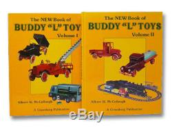 Buddy L Toys V I & II Collector Reference Automotive Cars Vintage Collectible