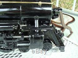 Buddy L Train Engine With Cattle Car Caboose Gondola And Tender