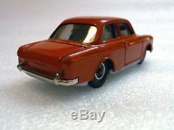 CKO 424 KELLERMANN VW 1500 Vintage 60's tin toy car Volkswagen Schwungradantrieb