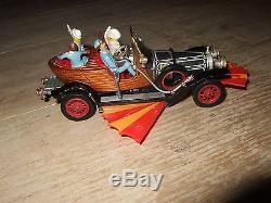 CORGI TOYS CHITTY CHITTY BANG BANG CAR & ALL FIGURES No 266 DIECAST VINTAGE RARE