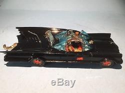 CORGI TOYS VINTAGE 267 BATMAN BATMOBILE CAR RARE MKII 2nd ISSUE EXCELLENT RARE
