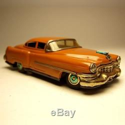 Cadillac car Nomura Toy battery 8 inch Vintag Rare MADE IN JAPAN Tin 1950s F/S