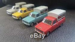 Carmel Ducas Miniature Car Model Israel Resin 1/43 Scale Unique Susita Vintage