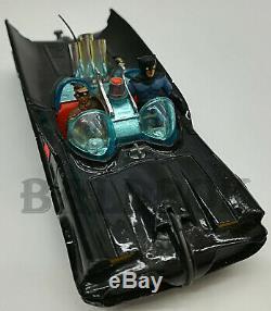 Corgi Batman 267 Gift Set 1966 Car Batmobile Batboat Vintage Perfect Condiction