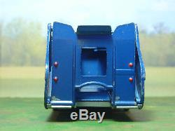 Corgi Major Toys 1126 Ecurie Ecosse Race Car Transporter vintage diecast model
