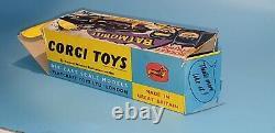 Corgi Toys Vintage 267 Batman Batmobile Car Original Outer Box Rare