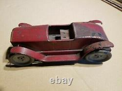 DAYTON REPUBLIC SCHIEBLE FRICTION HILL CLIMBER ROADSTER CAR 1920's 1930'S