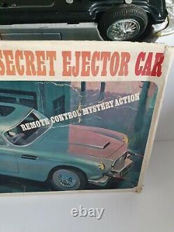 DB5 JAMES BOND 007,1960S Aston Martin Secret Ejector Car, Daiya/GILBERT WORKING
