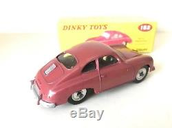 DINKY TOYS PORSCHE 356A No. 182 VERY GOOD WithBOX VINTAGE 1958-1966 RARE CAR