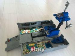Diaclone Car Robot Figure Toy Japan Vintage Battle Convoy Collectible F/s Rare