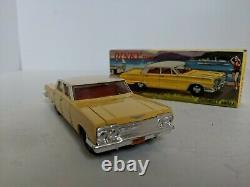 Dinky Toys 003 Chevrolet Impalla 57/003 Original Vintage Car Mint