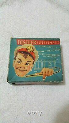 Distler Electromatic Power Filling Station + Studebaker Free Uk Postage