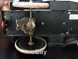 Distler, TinToys Germany, Crazy Car 30s, German Tin Toy