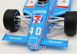 Emerson Fittipaldi #40 March 85c Michigan Winner Cart Indy 118 Vintage Race Car