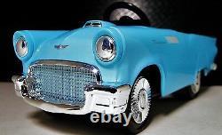 Ford Thunderbird T Bird Mini Pedal Car Metal Body Model TOO SMALL TO RIDE 1965
