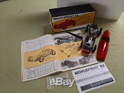 Free Ship Barn Find Vintage Tether Car Ferrari F1 Indy Movo Sprint Movosprint