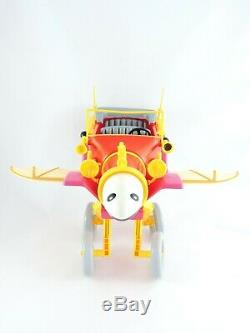 GHOST BUGGY car Filmation GHOSTBUSTERS 1986 Schaper vintage plane boat vehicle