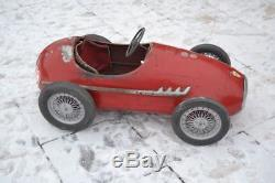 Giordani Indianapolis auto a pedali voiture a pedales tretauto pedal car