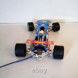 HUGE EXCELLENT Polistil P. 49 Matra F1 V12 Remote Racing Car 1/10th BOXED