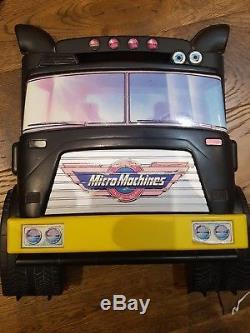 HUGE Micro Machines Bundle x 50 Cars in Original Collectors Case. Free UK Post