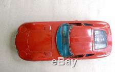 ICHIKO Tin Toy Toyota 2000GT Friction Drive Antique Japanese Car