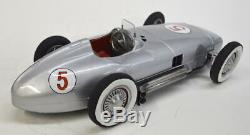 JNF 1950's tin toy race car 13 famous Mercedes Benz W 196 made W Germany 1980's