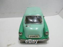 Janus 2 Door Car 8 Long- Friction Works Made In Japan By Bandai-scarce