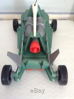 Joe 90 car Plastic 21 -Century Toys Ltd! Very Rare Now