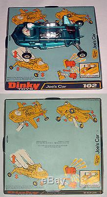 Joes Car 102 Dinky Toys Vintage in Original Rare Bubble Pack 1971 MIB Works