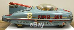 King Jet Friction Car Taniguchi MSK Japan