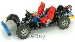 LEGO Sets Technic Expert Builder 8860-1 Car Chassis (1980) 100% VINTAGE Vehicle