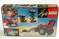 LEGO Technic 8860 Car Chassis NEW Sealed EXTREMELY RARE Vintage