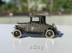 Large 8 Arcade 1928 Chevrolet Chevy Coupe Car Original Hubley Kenton Kilgore