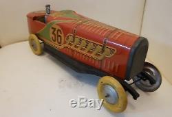 Large M & L (Martinant et Larnaud) Racing Car, France, 1928