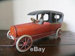 Lehmann ITO car