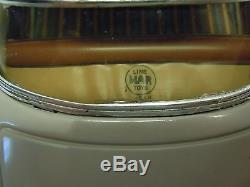 Lg Linemar Japan Tin Friction 1954 Chevrolet 2 Dr Car. A+. Works. 100% Original