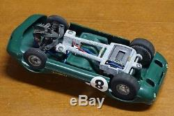 Lotus 40 Slot Car COX 1/24 Vintage Toy Racer