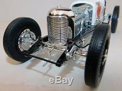 Louis Schneider # 23 Miller 1931 Indy 500 Winner Vintage Race Car 118 Replicarz
