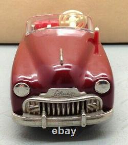 Lovely Vintage Old School 1950's Schuco Radio 4012 Windup Car Toy SU1780