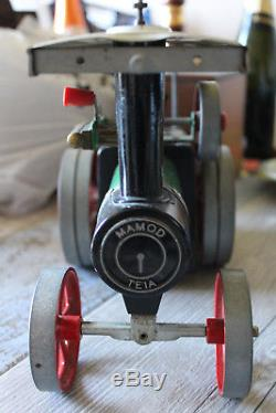 MAMOD STEAM TRACTION ENGINE TE1A Traction Engine Vintage Toy vintage car tractor