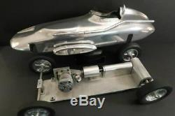 MARVIN REICHERT Indy 500 Watson Roadster 1962 Parnelli Jones 21 Tether Car