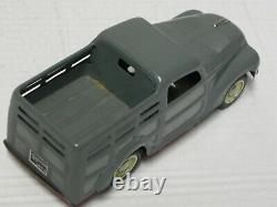 MLB Marchesini Fiat 500 C Topolino furgone auto latta tin toy car tole Ingap FSC